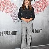 Jennifer Garner at Peppermint Movie Event August 2018