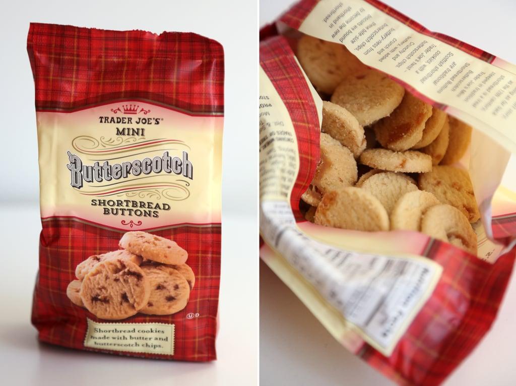 Pick Up: Mini Butterscotch Shortbread Buttons ($3)