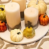 Dipped-Candle Centerpiece