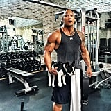 """Hottest Pictures of Dwayne """"The Rock"""" Johnson"""