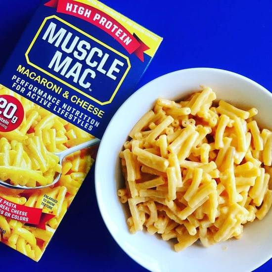Muscle Mac Protein Mac and Cheese