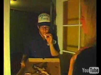 David Sedaris Delivers a Pizza