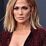 Jennifer Lopez With a Lob