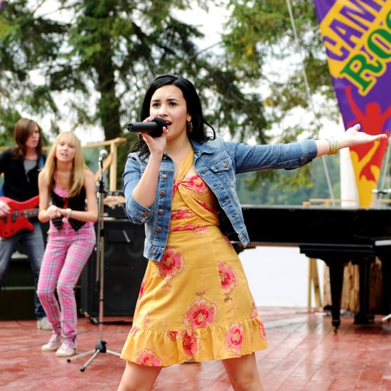 Demi Lovato Rewatches Camp Rock With Boyfriend Max Ehrich