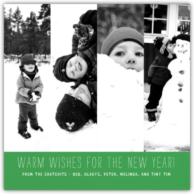 Best New Year's Greeting Cards