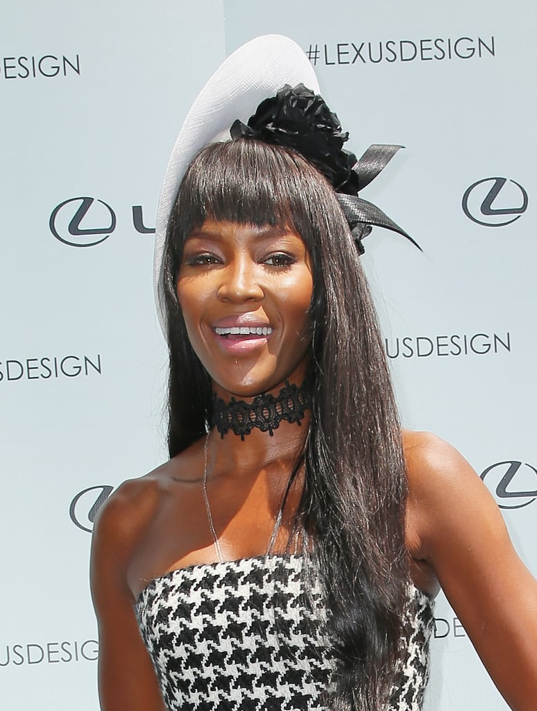Naomi Campbell, Derby Day 2013