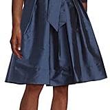 Adrianna Papell Taffeta V-Back Dress ($160)
