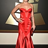 Pink at the Grammys 2014