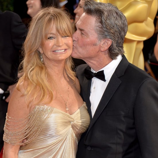 Goldie Hawn and Kurt Russell at the Oscars Pictures