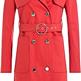 Courreges Cotton Blend Trench Coat (£1,165)