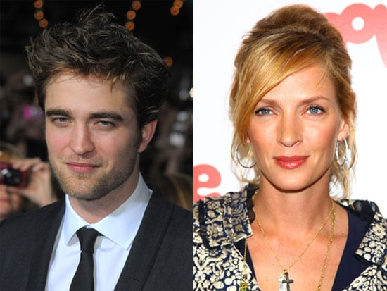 Uma Thurman to Star Opposite Robert Pattinson in Bel Ami