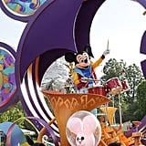 The Return of Mickey's Soundsational Parade at Disneyland Park