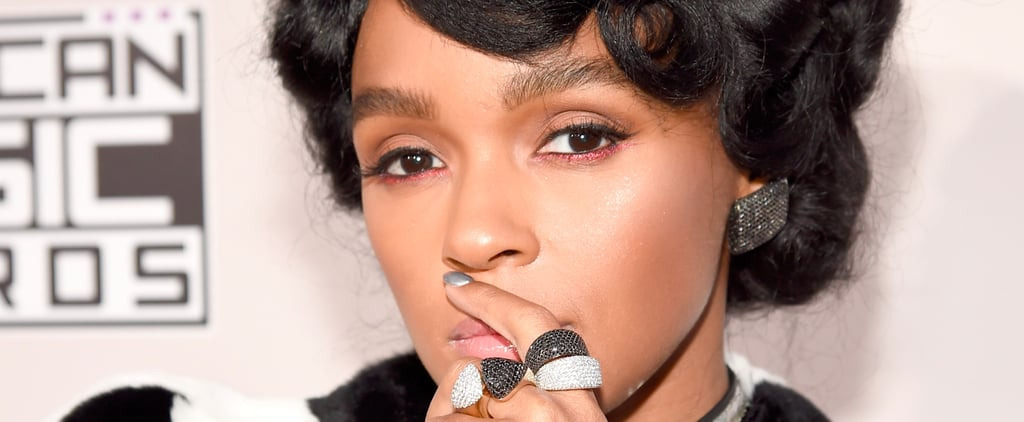 Blink and You Might Miss the Colorful Accent in Janelle Monáe's Stunning AMAs Look