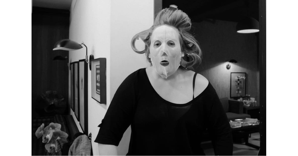 Adele Shares Backstage Pictures From SNL on Instagram