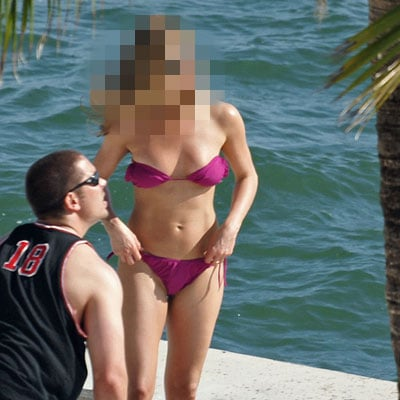Guess the Celebrity Beach Body!
