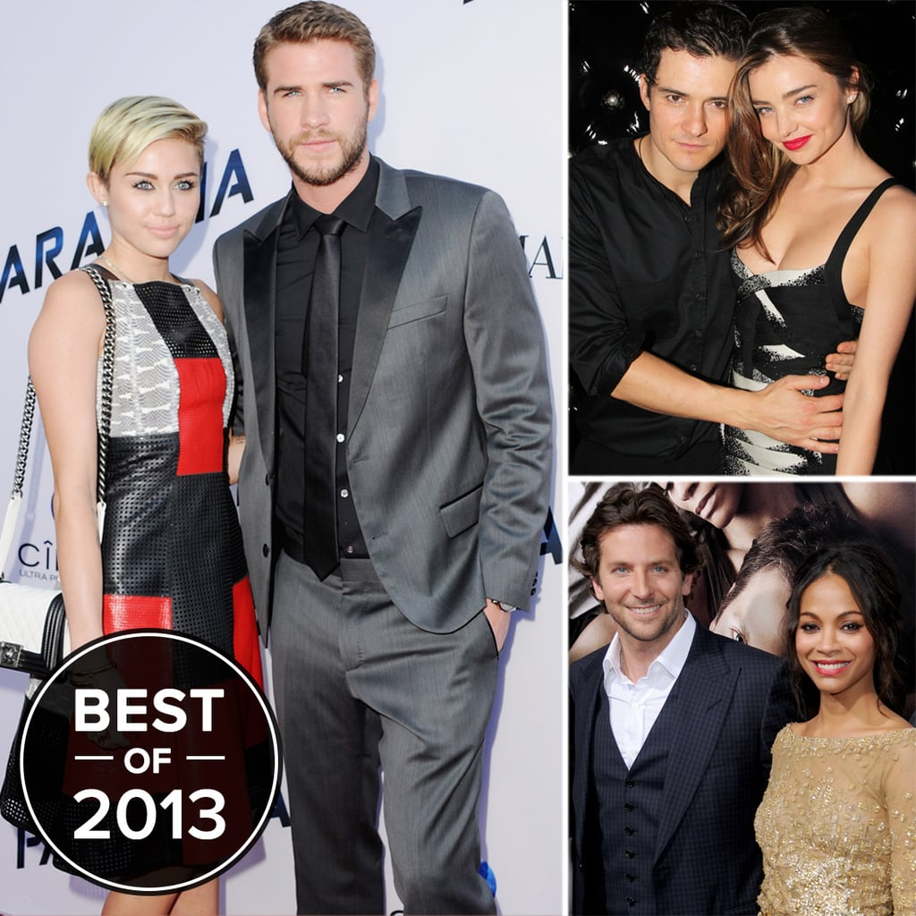 Biggest Celebrity Couple Splits in 2013