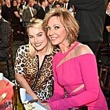 Pictured: Margot Robbie and Allison Janney