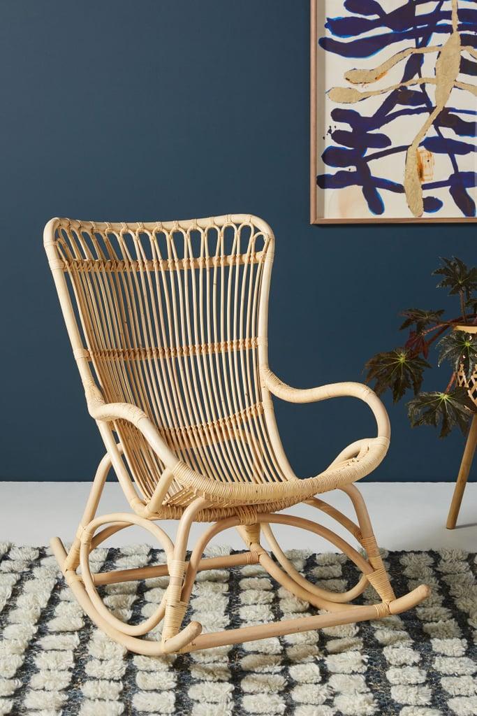 Sika Monet Rattan Rocking Chair