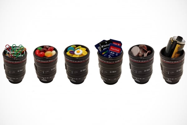 Get Your Geek Party On With New Shot Glass Lens Set