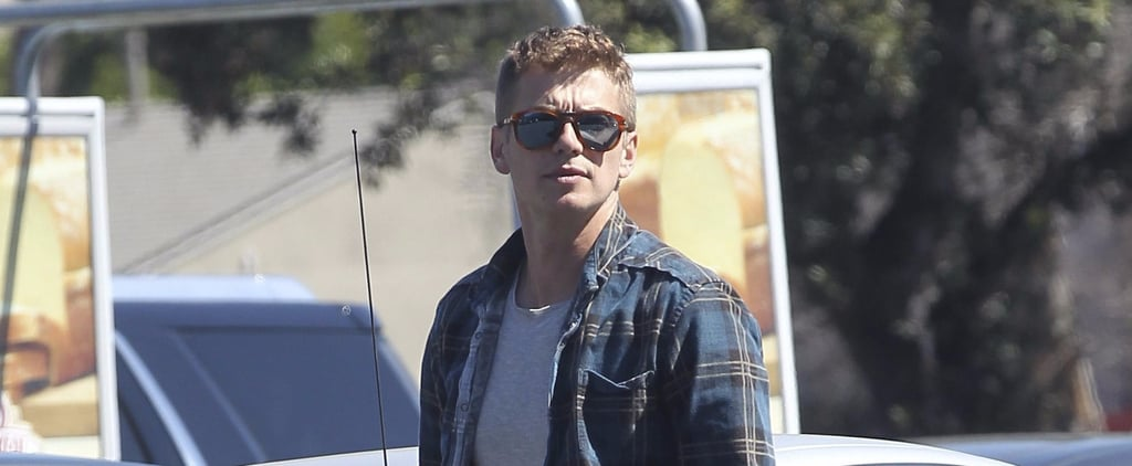 Hayden Christensen Out in LA After Breakup October 2017