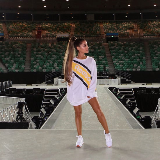 Ariana Grande Partnership With Reebok