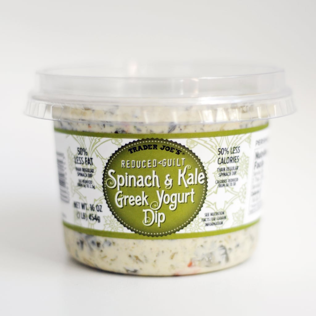 Reduced Guilt Spinach and Kale Greek Yogurt Dip ($4)