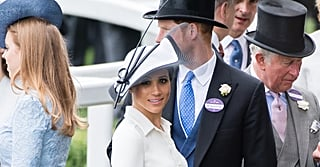 Meghan Markle Just Made Her Royal Ascot Debut in a Surprisingly Simple Givenchy Dress
