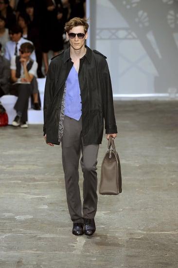 Louis Vuitton Spring 09 Menswear
