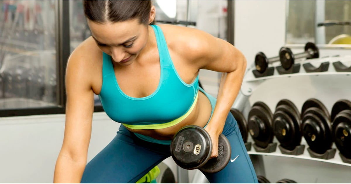 12 Best Dumbbell Exercises For Strong, Chiseled Arms