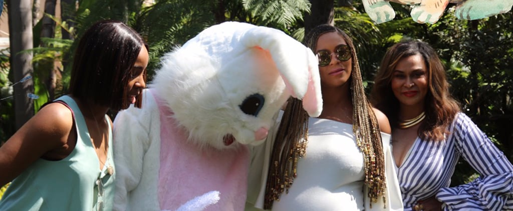 Go Inside Beyoncé and Blue Ivy's Easter Celebration With Even More New Photos