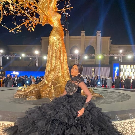 افتتاح الدورة 41 من مهرجان القاهرة السينمائي الدولي 2019
