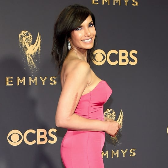 Padma Lakshmi Supports Dreamers on Emmys Red Carpet