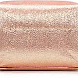 Shein Zipper Glitter Cosmetic Bag