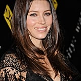 Jessica Biel at the 6th annual Charity: Ball in NYC.
