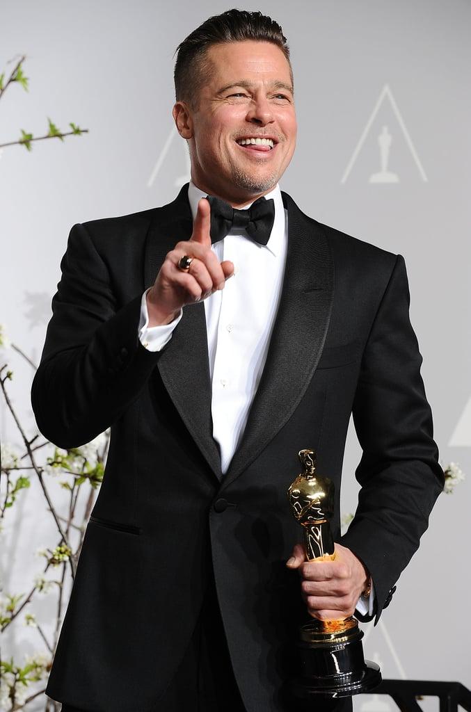 Brad Pitt, 2013