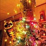 Groot Christmas Tree