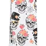 Set of Two Dressy Skull Kitchen Towels
