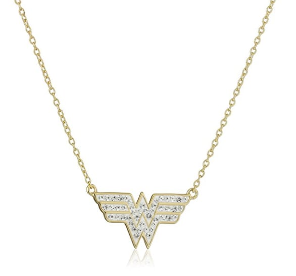 Wonder Woman Logo Pendant