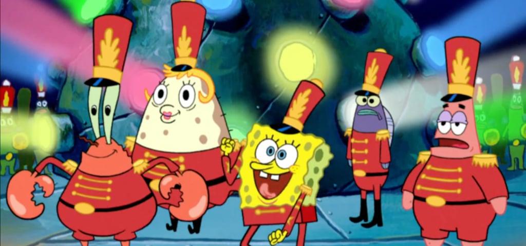 Funny Tweets About SpongeBob 2019 Super Bowl Halftime Show