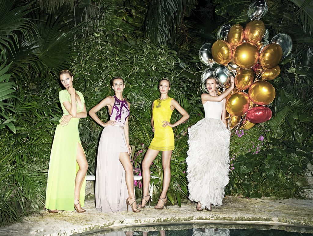 H&M Exclusive Conscious Collection ad campaign