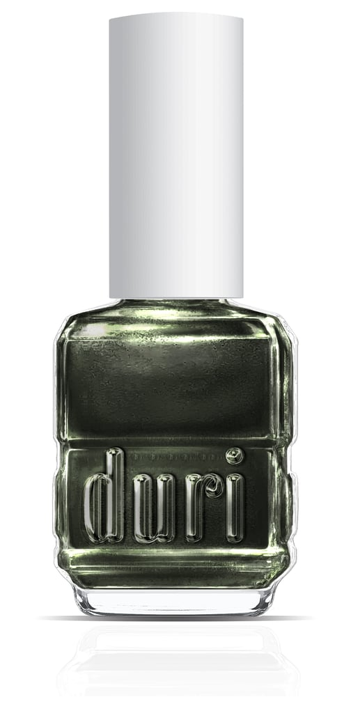 Winter Nail Polish Color: Dark Metallics