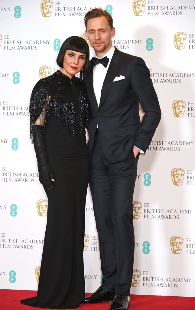 Noomi Rapace and Tom Hiddleson