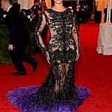 Beyoncé at the 2012 Met Gala