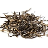 Lighten dark hair with chamomile tea