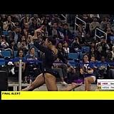 Kyla Ross: 2019 Floor For UCLA
