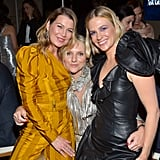 Ellen Pompeo, Laura Brown, and January Jones at the InStyle Awards 2019