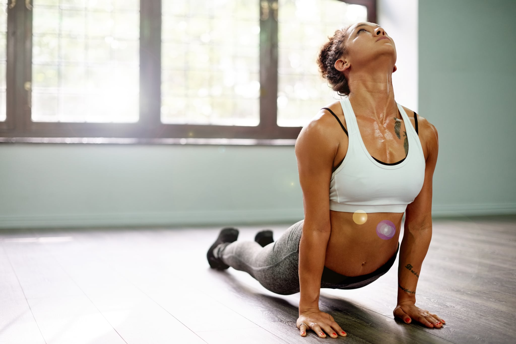 Does Hot Yoga Help With Weight Loss Popsugar Fitness