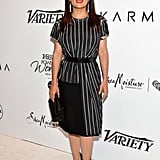April at Variety's Power of Women Event in New York City