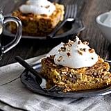 Pumpkin Pecan Crunch Cake