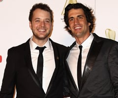 Hamish Blake and Andy Lee Potential Hosts For Channel Nine's Big Brother